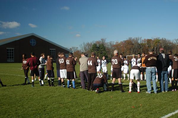 2010 Alumni Soccer