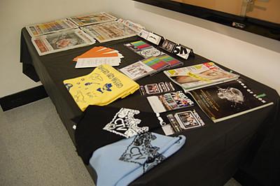 Encore Series Graphic Design Alumni Reception