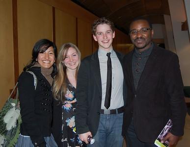 Performing Arts & C.O.A.C.H. Alumni Reception
