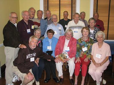 2011 Reunion Class Photos
