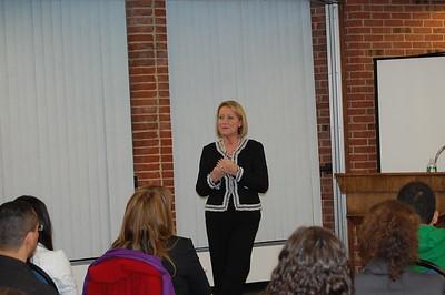 2011 Effective Communication with Karen Loeffler '78