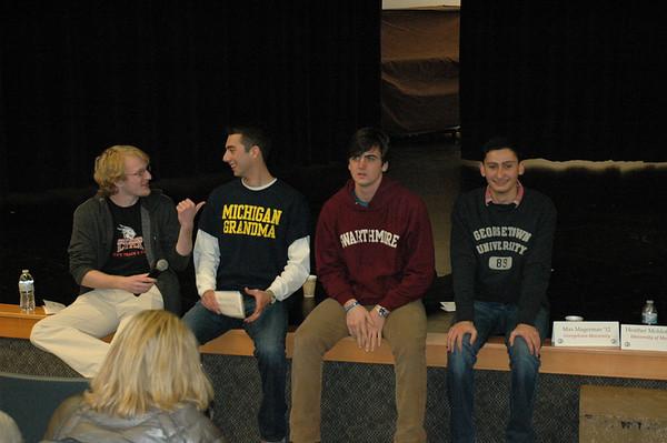 Alumni College Panel