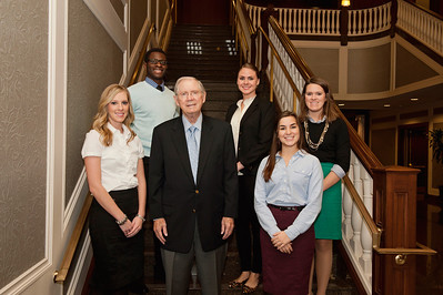 McWhorter Scholarship Recipients