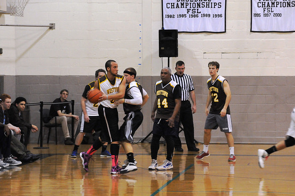 2014-01-11 Alumni-Community Basketball Game
