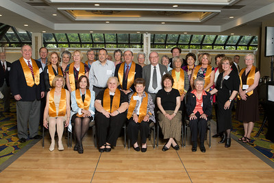 2014 50th Reunion of the Class of 1964 Brunch and Graduation