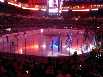 2014 NY Islanders Game