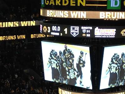 Bruins Win!