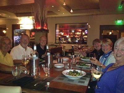 Dinner in Albuquerque