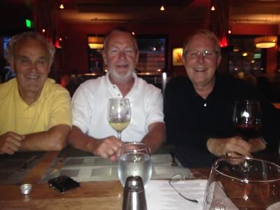 Bryon, Richard and Paul