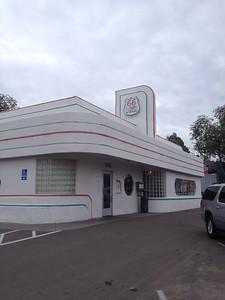 Route 66 Diner Albuquerque, NM.