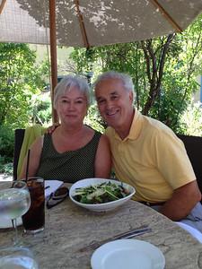 Bryon and Janet Quatrini