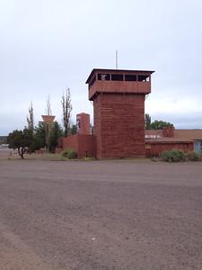 Fort Courage in Houck, Arizona