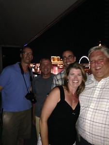 Walker's Suite - Friday night gathering