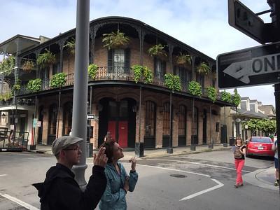 New Orleans Walking Tour