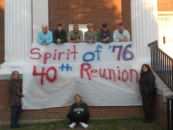 Class of 1976 40th Reunion