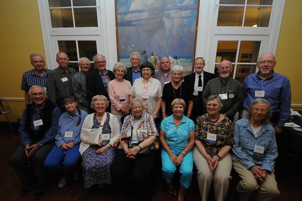 2015 Alumni Weekend Class Reunion Photos