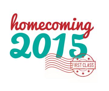 2015 Homecoming Weekend