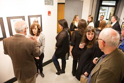 2015 Alumni Artists Panel and Encore Series Reception