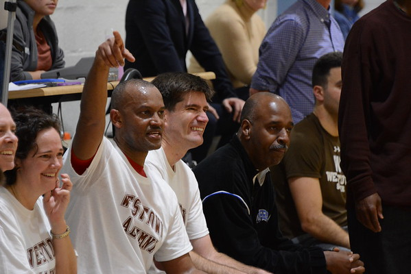 2016-01-09 Alumni - Community Basketball Game