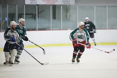 Alumni Hockey, 2017