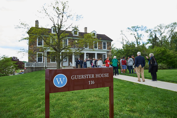 Guerster House Dedication 05-15-2016