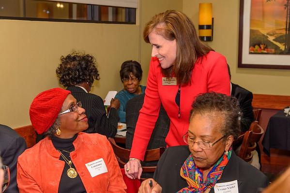 2016 Atlanta Alumni Reception with President Christine M. Riordan
