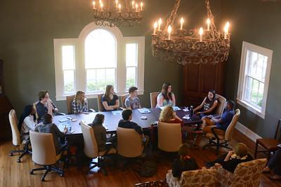 Alumni Entertainment Roundtable