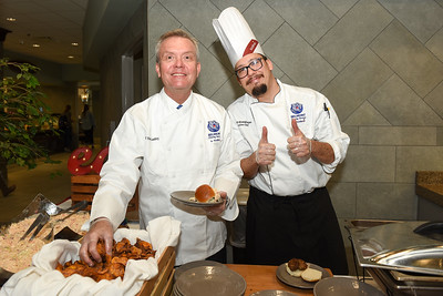 Chef's Table with Steve Lasley