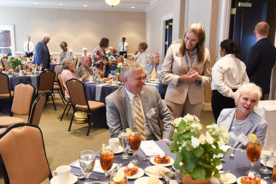 Magnolia and Covenant Societies Luncheon