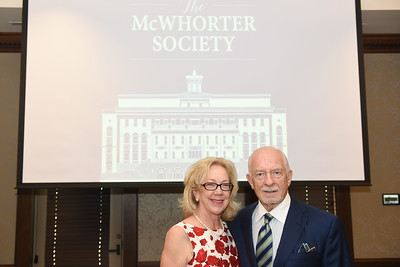 McWhorter Society Luncheon