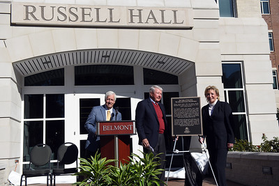 Russell Hall Renaming