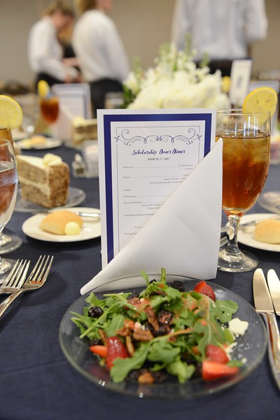 Scholarship Donor Dinner