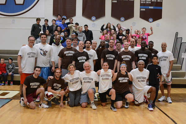 2017-01-07 Community - Alumni Basketball Game