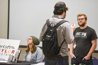 Alumni Non-Profit Fair