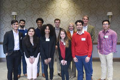 Ingram Scholars Reception