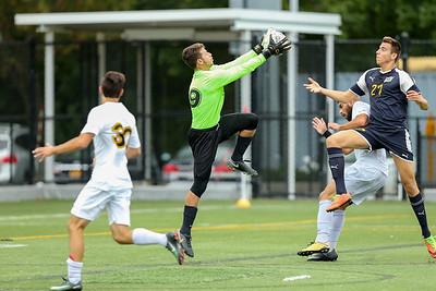 Varsity Men's Soccer vs Merrimack