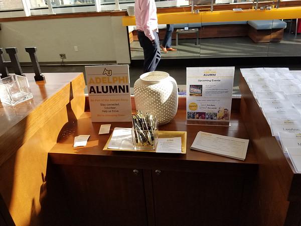 NYC Alumni Chapter Kickoff