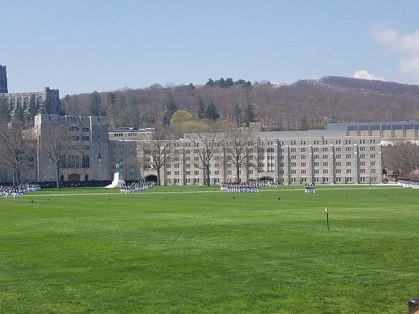 West Point Parade, Lunch and Tour