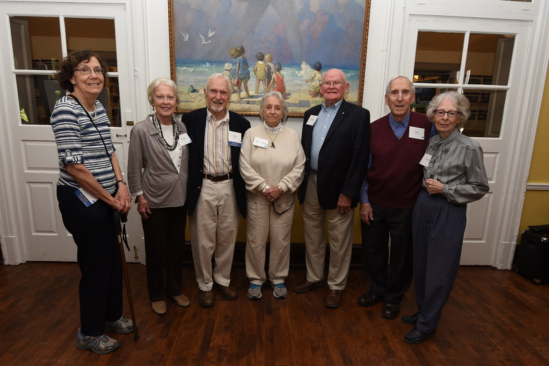 Class of 1949 with Significant Others