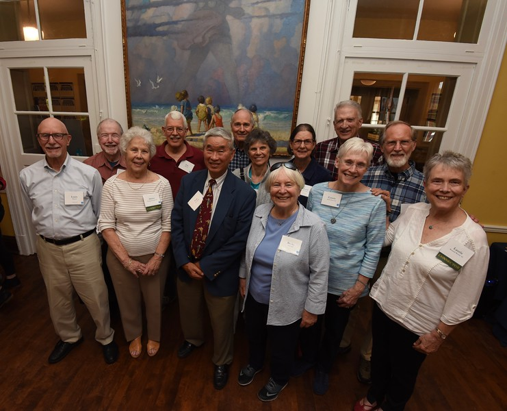 Class of 1961 with Significant Others