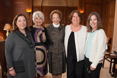 Anjele Bonura Rice, Jill Jordan, Lynn Bunim, Kate McLenengan, Susan Thompson Diederichsen