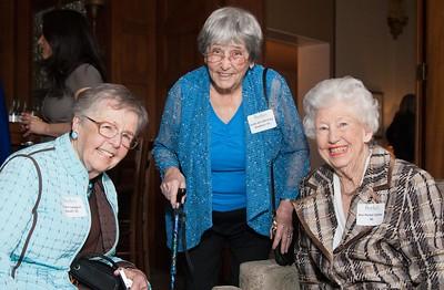Judy Swiggert Bonelli, Leslie Ann Whitney Goodrich, Jess Porter Cooley