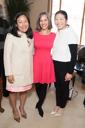 Julia Wong, Gabrielle Kivitz, Bella Shen Garnett