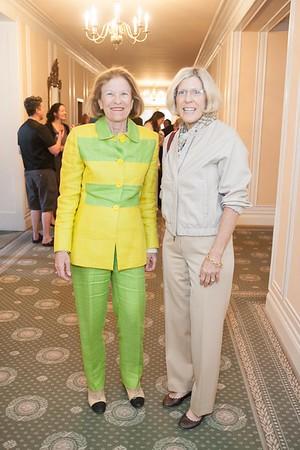 Joan Mittendorf, Nancy Evers Kirwan