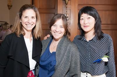 Sophia Middlebrooke Hayward, Sarah Estefor, Julia Kim