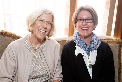 Nancy Evers Kirwan, Moira Holden Smith