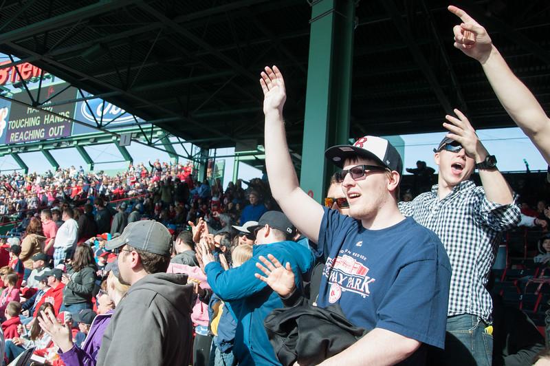 Red Sox vs Orioles   Alumni Event