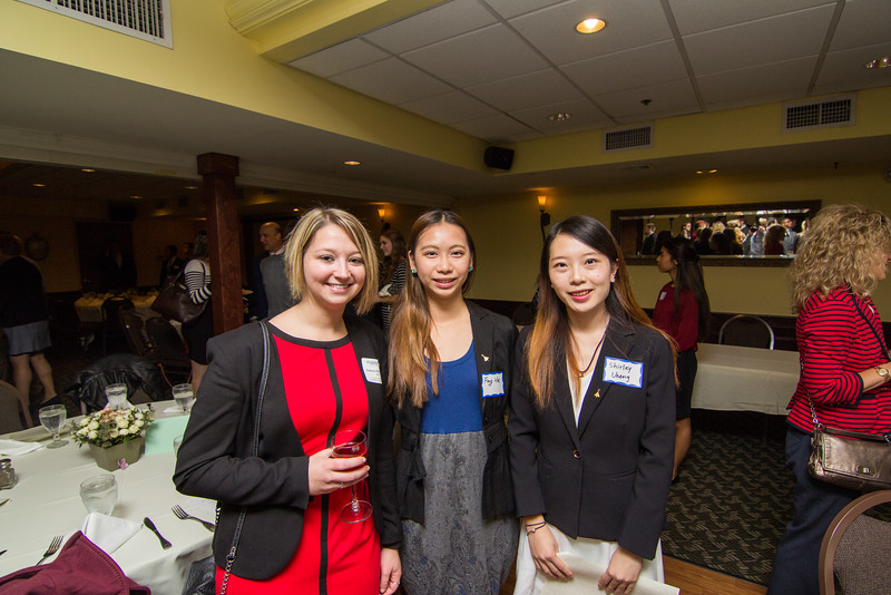 Delta Mu Delta Alumni Networking Dinner