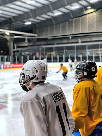 Alumni Hockey Game 12/28/19