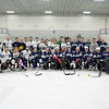 Alumni Hockey Game 2015